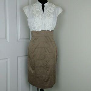 Max & Cleo Sandal sheath dress size 12
